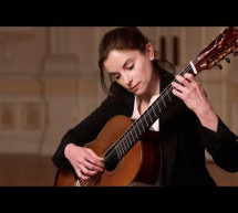 Guitar Concert – Ana Vidović – St. Mark Church