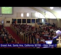Mục sư Nguyễn Thỉ: Của Lễ Đẹp Lòng Đức Chúa Trời