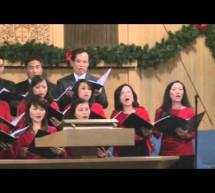 Ca Đoàn Hallelujah: Ba Vua Hành Khúc
