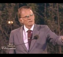 Billy Graham: Sự Tha Thứ – Forgiveness