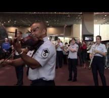 Jesu, Joy of Man's Desiring – Joy to the World  – USAF Band