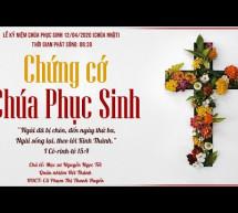 Thánh Lễ Phục Sinh: Hội Thánh Gia Định