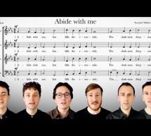 Cùng Hát Thánh Ca:  Xin Chúa Ở Cùng Con – Abide With Me