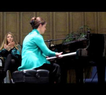 Joshua Fit the Battle of Jericho – Piano