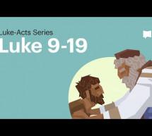 Dự Án Kinh Thánh: Phúc Âm Lu-ca – Chương 19-23