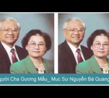 Mục sư Nguyễn Bá Quang: Gương Mẫu Tuyệt Vời