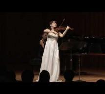 Thánh Ca: Amazing Grace – Ân Điển Lạ Lùng – Violin