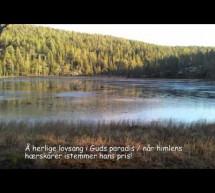 Thánh Ca: Đoạn Thiên Ca – Den Himmelske Lovsang