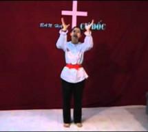 Hướng Dẫn Múa: Khao Khát Chúa