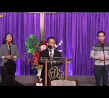 Chúa Nhật 29/3/2020: Hội Thánh Sacramento, California