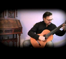Shalom Aleichem – Peace Be Unto You – Classical Guitar