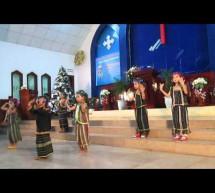 Múa Chúa Giáng Sinh – Thiếu Nhi Hội Thánh Bu Đắk
