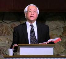 Mục sư Nguyễn Thỉ: Người Mới