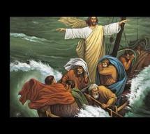 Khi Chúa Bước Vào Thuyền