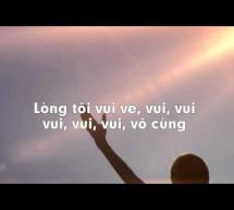 Thánh Ca: Lòng Tôi Vui Vẻ