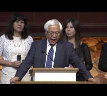 Mục sư Nguyễn Thỉ: Nầy Là Ngày Đức Giê-hô-va Dựng Nên
