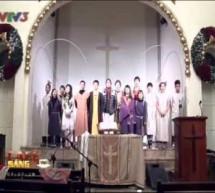 Phóng Sự: Chuẩn Bị Giáng Sinh Tại Hội Thánh Tin Lành Hà Nội