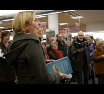 Hallelujah Around the World: @ Tiệm Sách – Aachen, Germany