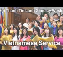Lễ Thương Khó: Hội Thánh Giám Lý San Diego