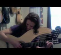 Holy Holy Holy – Harp Guitar