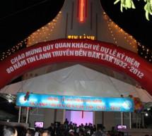 Lễ Kỷ Niệm 80 Năm Tin Lành Tại Daklak