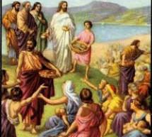 Cùng Học Kinh Thánh – Lu-ca 9:10-17
