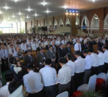 Hội Đồng Tổng Liên Hội Lần Thứ 46 Bế Mạc
