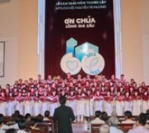 Lễ Kỷ Niệm 60 Năm Thành Lập Hội Thánh Nguyễn Tri Phương