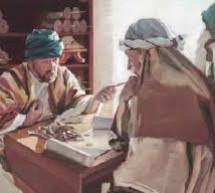 Cùng Học Kinh Thánh – Lu-ca 16:1-12