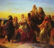 Bài Giảng Xưa: Rê-bê-ca Vu Quy