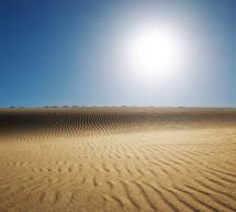 Linh Cương: Sa Mạc