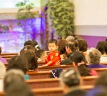 Hình Ảnh Hội Thánh Đón Xuân – Phần 3