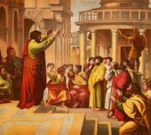 Cùng Học Kinh Thánh – Công Vụ 21:37-40