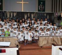 Thánh Kinh Mùa Hè: Hội Thánh Tin Lành Giám Lý Việt Mỹ – Virginia