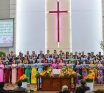 Hội Thánh Đón Xuân – Phần 01