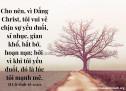 Lời Chúa Mỗi Ngày: II Cô-rinh-tô 12:10
