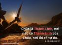Lời Chúa Mỗi Ngày: II Cô-rinh-tô 3:17