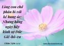 Lời Chúa Mỗi Ngày: Châm Ngôn 23:17