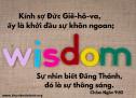 Lời Chúa Mỗi Ngày: Châm Ngôn 9:10
