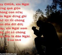 Lời Chúa Mỗi Ngày: Ê-sai 64:9