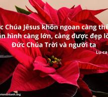 Lời Chúa Mỗi Ngày: Lu-ca 2:52