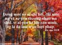 Lời Chúa Mỗi Ngày: Rô-ma 13:8