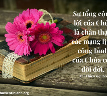 Lời Chúa Mỗi Ngày: Thi Thiên 119:160