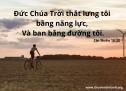 Lời Chúa Mỗi Ngày: Thi Thiên 18:32