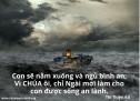 Lời Chúa Mỗi Ngày: Thi Thiên 4:8