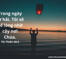 Lời Chúa Mỗi Ngày: Thi Thiên 56:3