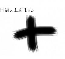 Tìm Hiểu: Lễ Tro