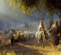 Truyện Tích Chúa Giáng Sinh: Thiên Thần Giải Thích Cho Joseph
