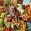 Thánh Ca:  Tôn Ngợi Danh Jesus – All Hail the Power of Jesus' Name