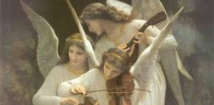 Thánh ca: Thiên Thần Hòa Ca – Hark! The Herald Angels Sing